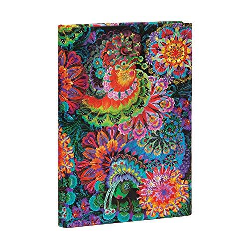 Paperblanks Cuadernos de Tapa Dura Luz de Luna | Libretas de Direcciones | Midi (130 × 180 mm)