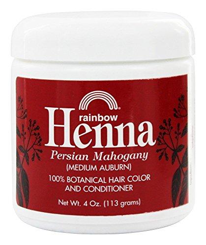 Henna (Persian) - Medium Auburn, Mahogany, 4 oz