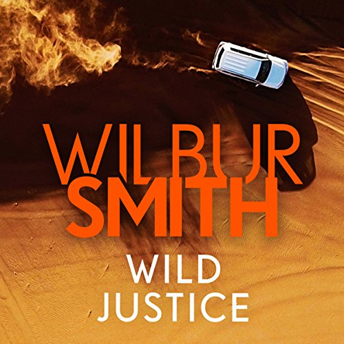 Wild Justice cover art