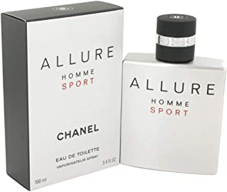 Chanel Allure Homme Sport Eau de Toilette Spray, 100 ml 144182