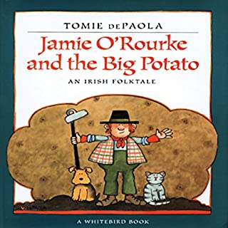 Jamie O'Rourke and the Big Potato cover art