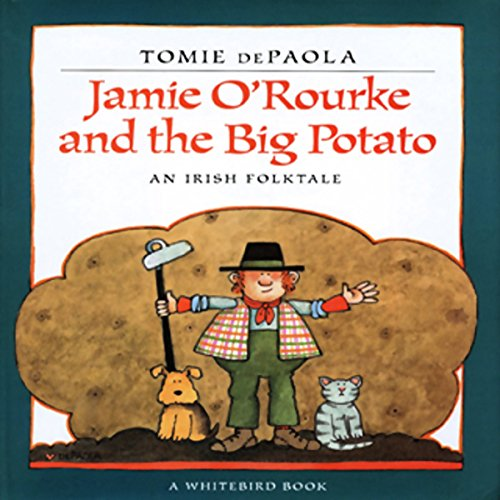Jamie O'Rourke and the Big Potato cover art