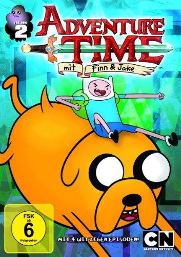 Abenteuerzeit mit Finn & Jake: Staffel 1, Vol. 2