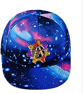 Multi Color Baseball & Snapback Hat For Men