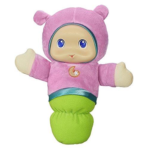 Playskool Play Favorites Lullaby Gloworm Toy (Pink) [Amazon Exclusive]