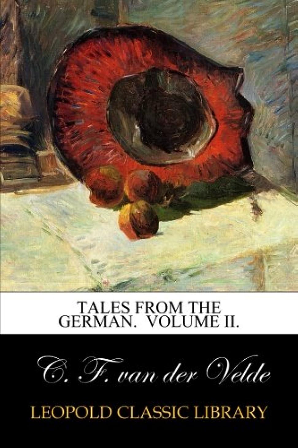 聖書みどこでもTales from the German.  Volume II.