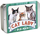 Cat Lady Old Maid