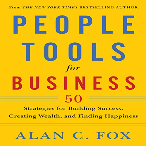 People Tools for Business audiobook cover art