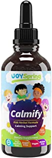 Kids Magnesium Supplement - Calming Drops for Kids Anxiety Relief - Perfect Stress, Anxiety, Calming aid for Kids - Sugar ...