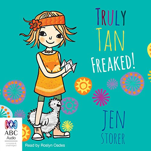 Freaked! audiobook cover art