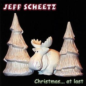 CHRISTMAS AT LAST