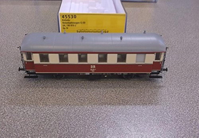 Brawa 45530 Nebenbahnwagen Baai DR
