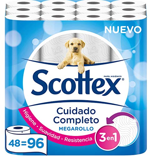 Scottex Megarollo Papel...