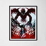 MS Fun Demon of Satan Schwarzes Kleeblatt Dark Sword of