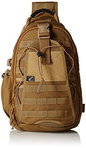 JTech Gear City Ranger Pack extérieur, PA01-2300-00 CM, Camel Tan/Coyote Tan.