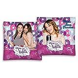 'Disney Violetta almohada Love Music Passion '