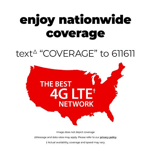 Total Wireless LG Rebel 3 4G LTE Prepaid Smartphone