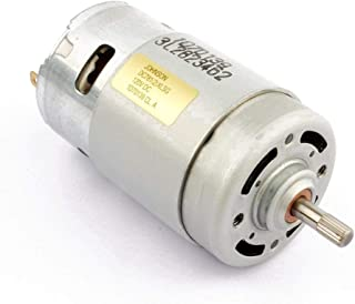 NW 150W 775 DC Motor 120V/10000RPM Large Torque High-Power Motor Spindle Motor