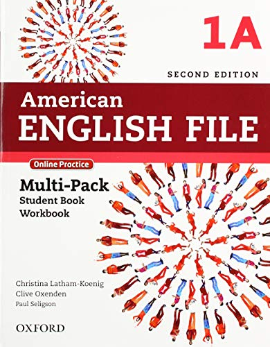 American English File: Level 1: A Multi-Pack