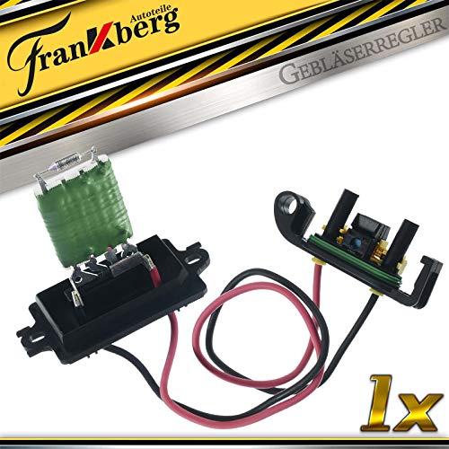 Resistencia regulador de ventilador para Megane II BM0/1 CM0/1 EM0/1 KM0/1 LM0/1 año 2002/11-2018/12