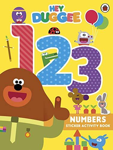 Hey Duggee: 123
