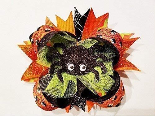 """Halloween Hair Bow 5"""" Size"""