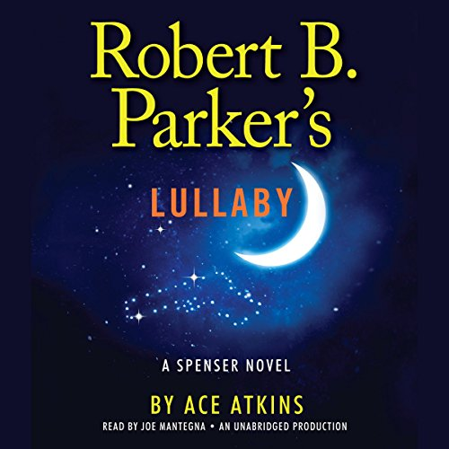 Robert B. Parker's Lullaby cover art