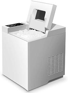 ZJZ Dessus de comptoir portatif de Machine de Fabricant de Glace, Machine Automatique de Fabricant de glaçons Petite