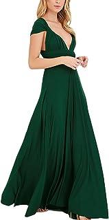 0ef620f7683c Amazon.es: Verde - Vestidos / Mujer: Ropa
