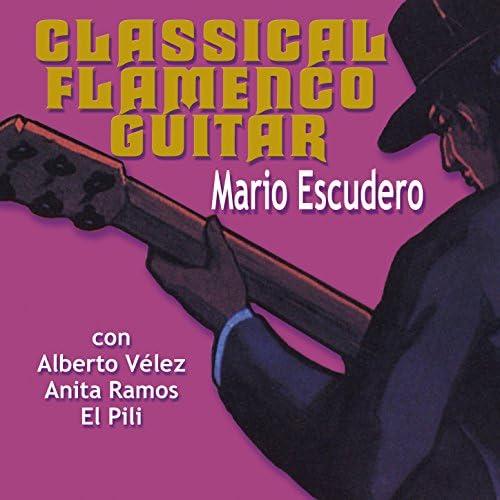 Mario Escudero feat. Alberto Vélez, El Pili & Anita Ramos