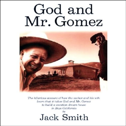 God and Mr. Gomez audiobook cover art