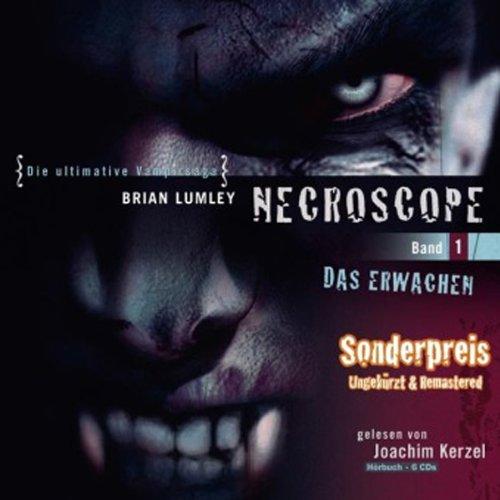 Das Erwachen (Necroscope 1) Titelbild