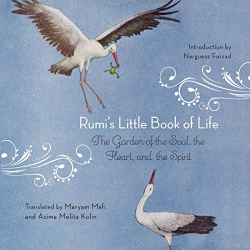 Rumi's Little Book of Life cover art