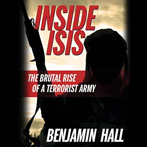 Inside ISIS audiobook cover art
