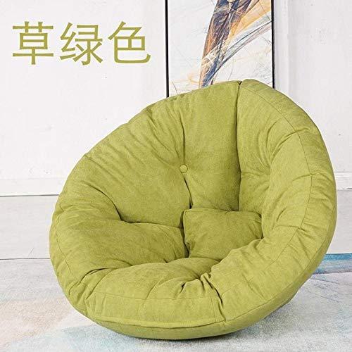 LKU sofakruk comfortabele zitzak stoel faul sofa afzonderlijke zitzak ligstoel kleine woning slaapkamer lief, M maat 6