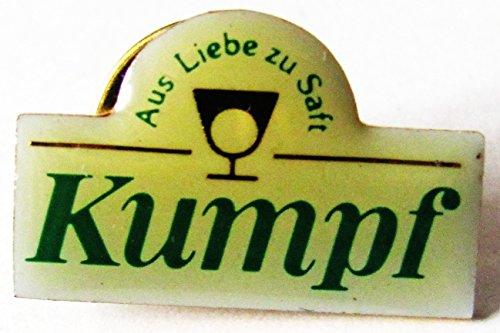 Kumpf Frachtsäfte - Aus Liebe zu Saft - Pin 20 x 13 mm