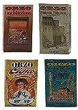 Caffè Batani: Tuscan 4 paquetes surtidos tostados de cebada molida * 17.64 onzas (500 g) (Paquete de 4) * [importación...