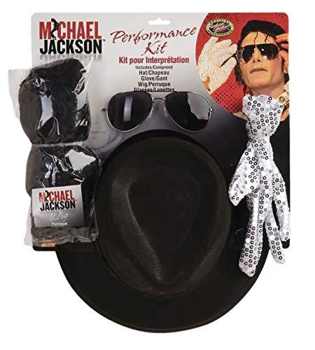 Rubies 3 5340 - Michael Jackson Accessoires Set