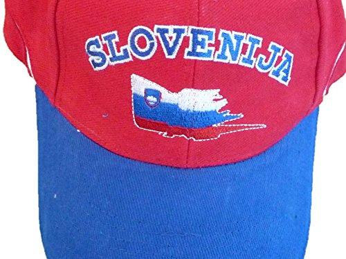 Casquette de baseball Casquette Slovénie, Slovenia, Slovensko