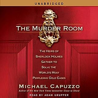 The Murder Room cover art