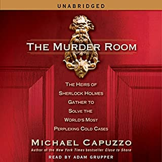 The Murder Room audiobook cover art