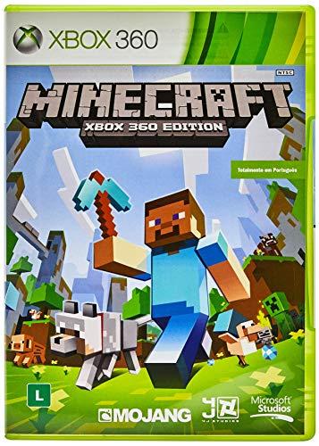 Game Microsoft Xbox 360 - Minecraft