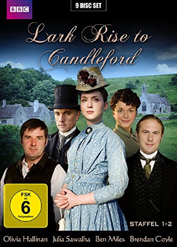 Lark Rise to Candleford - Staffel 1+2 [9 DVDs]