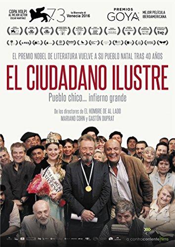 El ciudadano ilustre DVD
