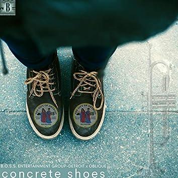 Concrete Shoes