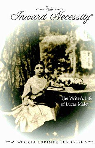 An Inward Necessity: The Writer