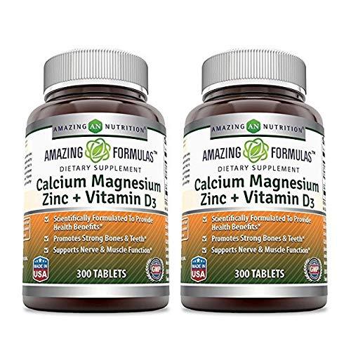 Amazing Nutrition Calcium Magnesium…