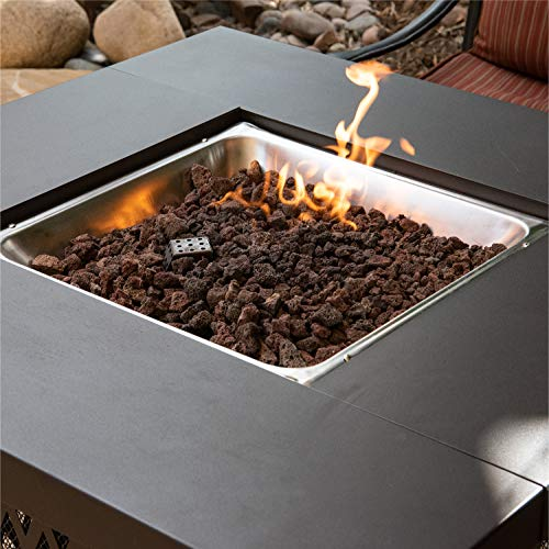 Amazon Com Fire Pit Essentials Fire Rock Sand