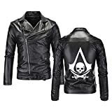 Assassin's Creed Sudadera Abrigos chaqueta invierno Camiseta adulta tendencia ocasional de las mujeres y los hombres otoño e invierno deportes de la manera salvaje cómodo Assassin's Creed Pullover