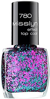 Misslyn Effect Top Coat No. 780 Spectacular Show - Blue & Purple